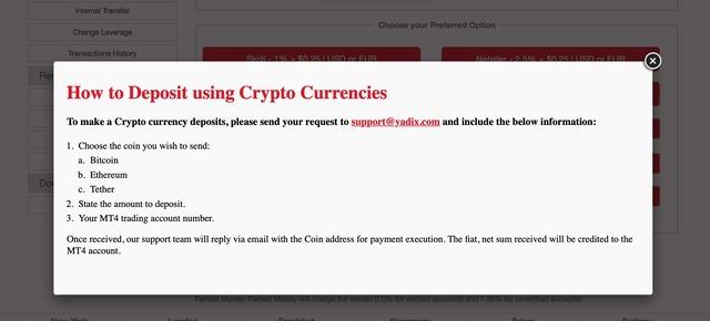 yadix-crypto